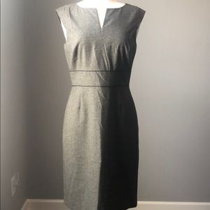 Antonio Melani Brown Sheath Dress